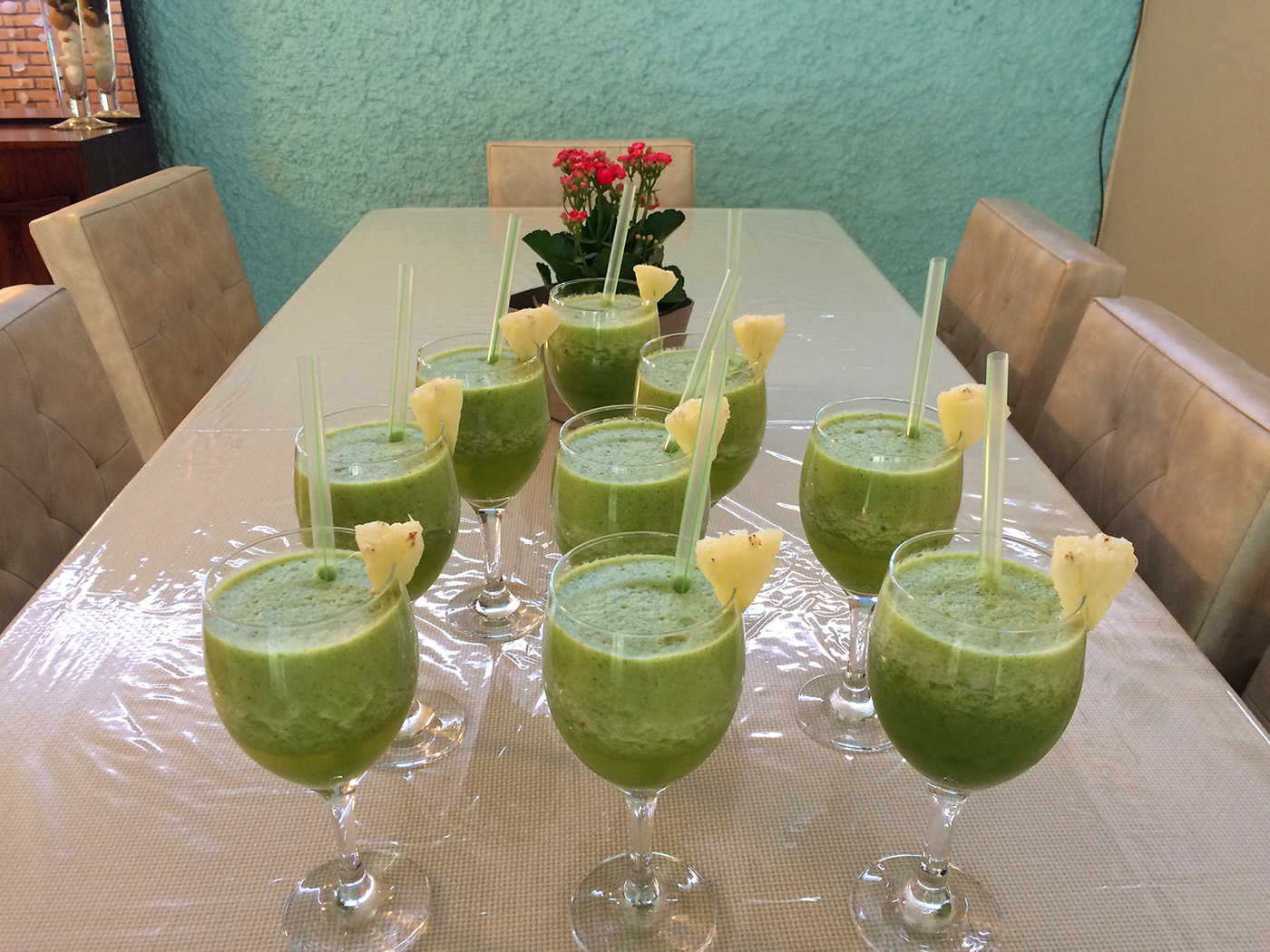 Suco Verde - Viva Weekend Detox